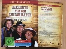 Die Leute von der Shiloh Ranch - Staffel 1 (The Virginian) [8 DVD Box]
