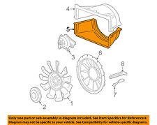 GM OEM-Fan Shroud 15860927
