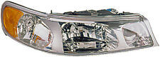 FITS 1998-2002 LINCOLN TOWN CAR PASSENGER RIGHT FRONT HEADLIGHT LAMP ASSEMBLY