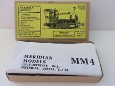 009 Meridian Models Talyllyn Fletcher Jennings 0-4-2 Body Kit