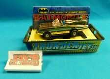 Batmobile Thunder Jet 500 Slot Car 1960s Diecast Car Johnny Lightning 2004
