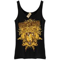 Crusader T-Shirt Vest Womens