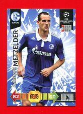CHAMPIONS LEAGUE 2010-11 Panini 2011 - BASIC Card - METZELDER - SCHALKE 04
