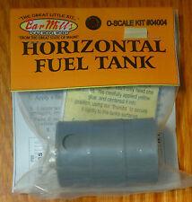 Bar Mills #4004 (O Scale) Horizontal Fuel Tank (Kit) Plastic