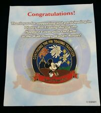 WDW Disney Continuing The Pin Trading Tradition Mickey Mouse NOC