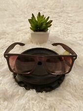 Zoo York Eyewear Brown Tinted Lens 100% UV Protection Sunglasses Brand New