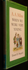 When We Were Very Young-A.A. Milne, Decorations by Ernest Shepard