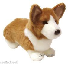 """Douglas Ingrid WELSH CORGI 14"""" Plush Stuffed Animal Puppy Dog Cuddle Toy NEW"""