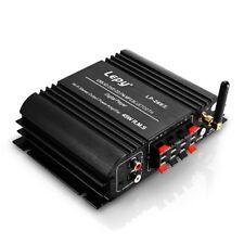 Bluetooth 4.0 Hifi FM Car Amplifier 4 Channels Powerful Digital Auto Stereo Amps