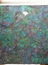 "New listing Jewel Tones Batik~2 yards of Fabric~Coordinates with ""Parfait"" Bali Pop"