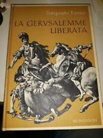 Torquato Tasso La Gerusalemme Liberata Mondadori 1959