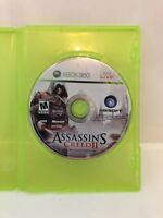 Assassin's Creed II (Microsoft Xbox 360, 2009) DISC ONLY