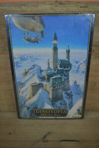 Dinotopia Palace in the Clouds Vintage 1000 Piece Puzzle Sealed and New - RARE