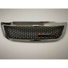 Chrome Bentley Style Grill For Toyota Hilux 2011-2015