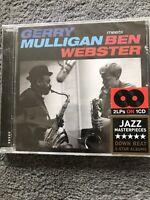 Gerry Mulligan Meets Ben Webster by Mulligan Gerry & Ben Webster.  New Sealed