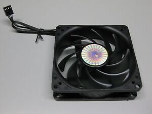 Cooler Master SickleFlow 92 4-pin PWM 12v 92mm PC Case Fan DF0922512RFMN