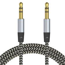 1m AUX Kabel 3.5mm Klinke Stecker Stereo Audio MP3 Auto Laptop Handy