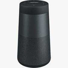 New Bose Soundlink Revolve Bluetooth Speaker - Black Wireless Portable