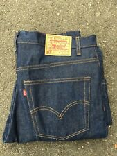 Vintage NWOT Deadstock 1970s Levi's Denim Jeans 38x30 USA Made Boot Cut no Big E