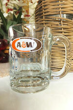 """A&W Mug, 4 1/2"""", With natural flaw when made!"""