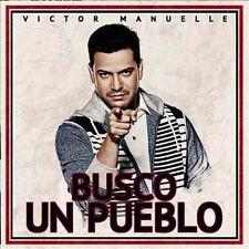 Victor Manuelle : Busco Un Pueblo CD