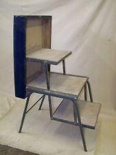 DDR Tabouret pliable, échelle Escalier tabouret, Vintage Rétro Design
