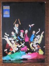 Vintage Collectable Birmingham Royal Ballet Spring/Summer 1997 Booklet Souvenir