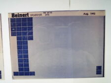 Yamaha PW 50_1993 microfilm Microfich Catalogue des pièces pièce rechange liste