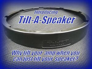 Tilt-A-Speaker-angle your speakers 12 inch, 4x12 2x12 1x12. No more amp stands*