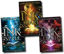 Inkheart Trilogy Collection 3 Book Set