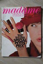 MADAME FIGARO N°14164 MARS 1990 / J. LEMMON L. MINNELLI  I. H. D'ORNANO GDNANIEC