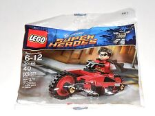 LEGO DC Universe Super Heroes Robin and Redbird Cycle (30166)
