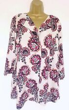 LOVELY EAST TUNIC BLOUSE SZ 16 IN EXCELLENT CONDITION!
