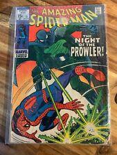 Amazing Spider-Man 78 - Marvel Comics 1969 1st app The Prowler! (c#27503)