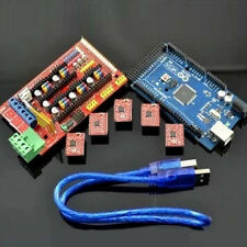 MEGA 2560 + Ramps 1.4 + 5x A4988 + 5 heatsinfor Arduino RepRap 3d PRINTER KIT