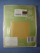 Fogal Style 122 Classic 17 Denier Pantyhose Size Small in Dijon
