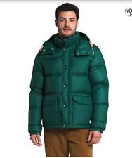 The North Face Sierra Down Parka Coat Jacket - Men's Large ~ $329.00 Green