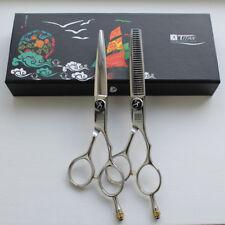 professionnel style japonais Ciseaux de coupe cheveux Set - coiffeur