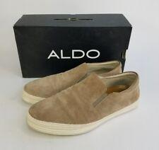 Aldo Men's Wigestan Size 12 In Natural Beige