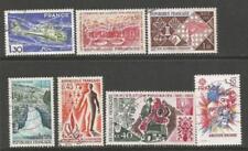 Sellos de 8 sellos usado