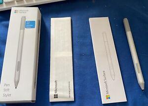 Microsoft Surface Pen Model 1776 - Platinum. Latest model