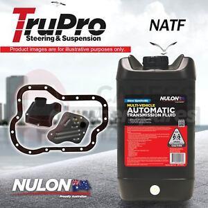 20L Transmission NATF Oil + Filter Service Kit For FORD PROBE SU V6 2. 5L 96-97