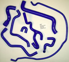 SAAB 9-5 95 2002-2010 BLUE Silicone Coolant AND Heater Hose Set US SELLER