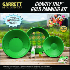 Garrett Gold Pan Kit- New Updated!