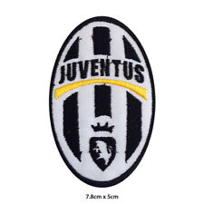 Juventus Football Club Embroidered Patch Iron on Sew On Badge For Clothes etc