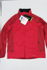 LL BEAN 3 in 1 System Jacket/Parka The Weather Channel Mens L Red Waterproof NWT