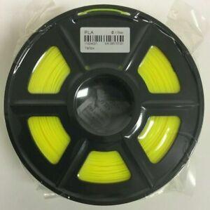3D Printer Filament PLA 1.75mm Reach RoHs Award Winner Green/Yellow/Green Grass