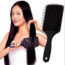 Peigne Brosse à Cheveux Démêlante Professionnelle Massage Soin Femme Comb