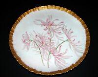 """Antique Limoges Charles Field Haviland Gerard Dufraisseix Morel Cabinet Plate 8"""""""