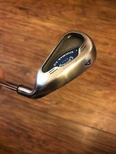 SUPERB CALLAWAY X-16 4 IRON, CONSTANT WEIGHT STEEL SHAFT, NEW LAMKIN GRIP
